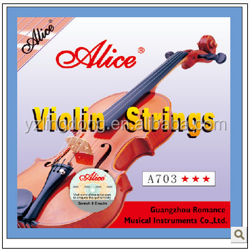Alice violin string A703