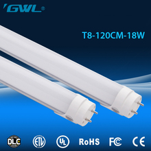 Good quality factory wholesale UL DLC 1200mm led tube T8 18W with competitive price