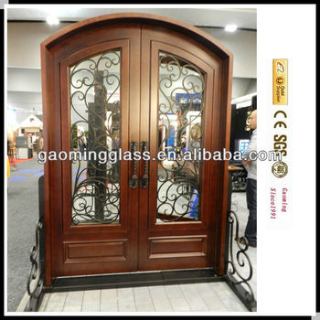 Best Wrought Iron Front Door Price Hot Design Ds Lp522 Buy Wrought