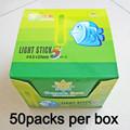 250 pcs 50 bags 4 5 37mm 3 0mm 25 mmHigh Quality Fishing Light Sticks Chemical
