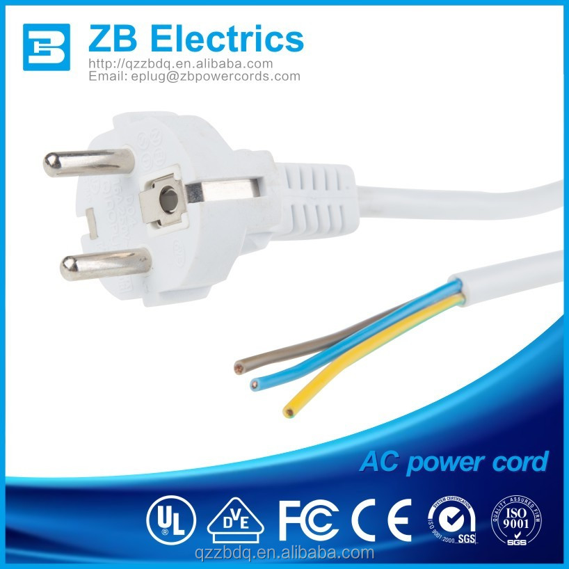 French standard power cord electrical plug wholesale electrical french standard power cord electrical plug wholesale electrical plug suppliers alibaba asfbconference2016 Gallery