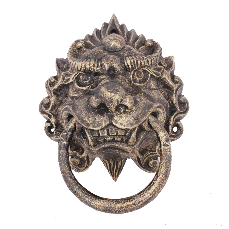 China Lion Door Knocker, China Lion Door Knocker Manufacturers and ...
