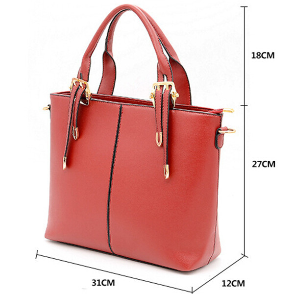 Get Quotations · New Fashion Women Handbags Ladies Hand Bags for Women 2015 PU  Messenger Bag Candy Color Shoulder ee588fb2e60af