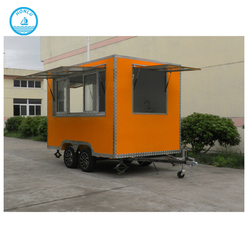 Delicious Foods Antique Food Cart Van Trailer Truck Malaysia
