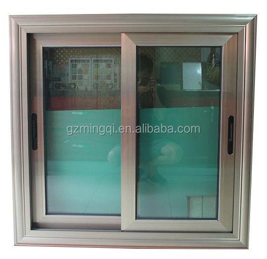 aluminium/aluminium kantoor glazen venster-ramen-product ...