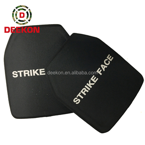 China Supplier Ballistic Plate Inserts with NIJ Standard Level