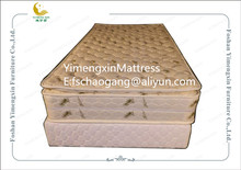 Guangdong foshan Queen or king size high quality pocket box spring mattress