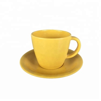 BPA Free Top Grade Melamine Milk and Coffee Cup Set