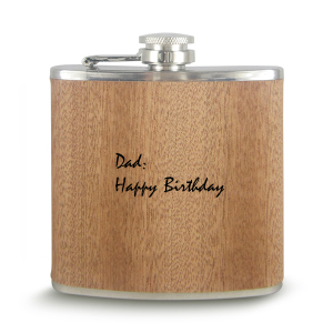 Wholesale cheap custom design promotional gift stainless steel whiskey wine pot pocket wooden hip flask