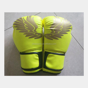 Hotsale PU leather boxing gloves for training