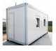 Custom design portable prefabricated container toilet factory