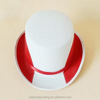 Promotional Football Fans Gift Cap Cheap Non-woven Lincoln Top Hats 3255f8ed1e9