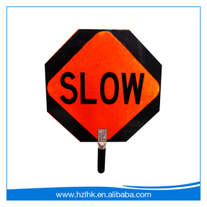 2017 Best road arrow portable stop slow selling electronic traffic signs