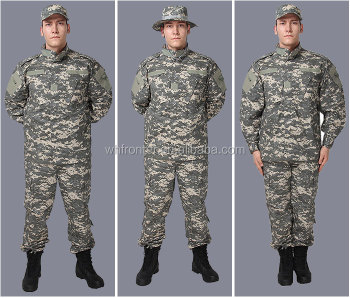 3490ae3e82b US Standard Universal Camouflage Pattern Uniforms for ACU Military for Sales
