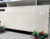 carrara white quartz stone slab bianco white quartz slab