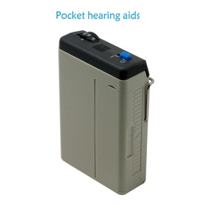 CE & FDA Approval Pocket Body Worn Hearing Aids for elderly
