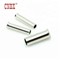 Manufacturer electrical copper reducer EN type non insulated cord pin ends terminals