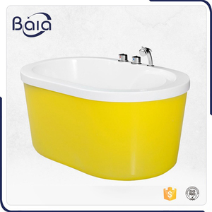 Infant baby healthy hydrotherapy freestanding tub in bathtubs & whirlpools