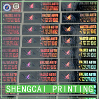 Customized Logo Label Laser anti-counterfeit security 3D hologram sticker