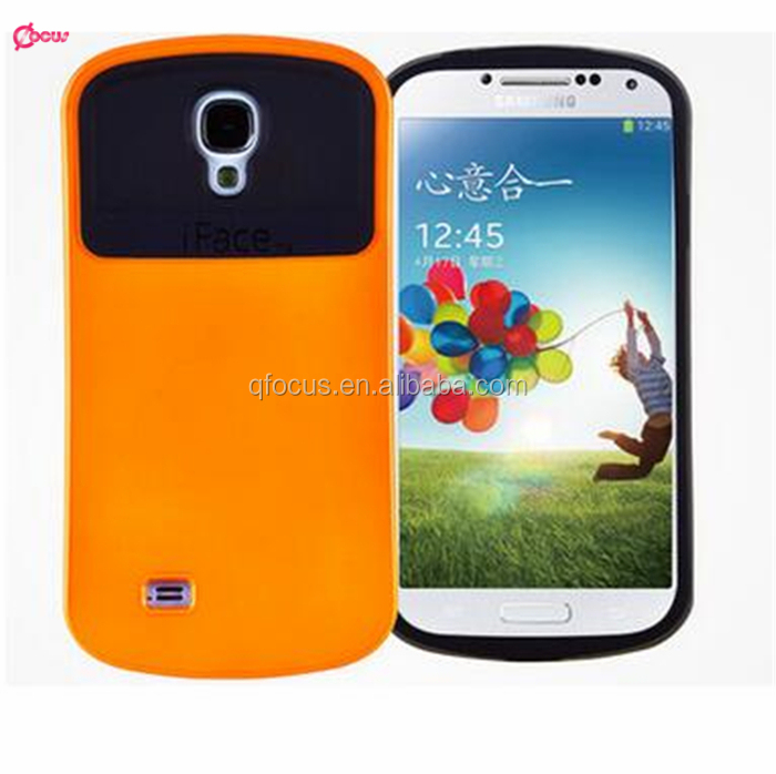 iface mall for Note S4 case hard PC soft TPU back cover phone case for Samsung galaxy note S4 iface mall