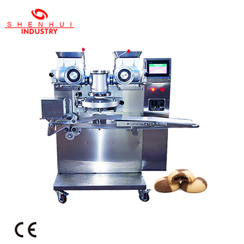 SH-100 Automatic Pastry Encrusting Machine