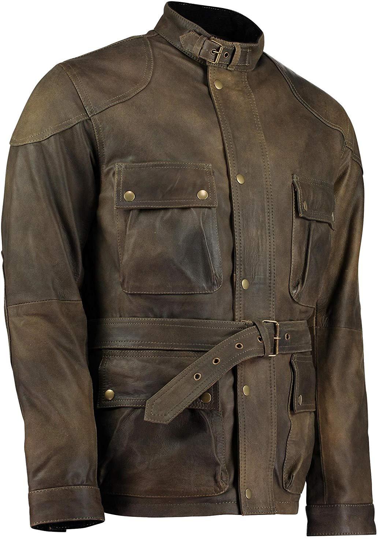 Cheap Men Green Leather Jacket Find Men Green Leather Jacket Deals