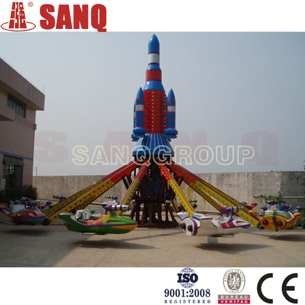 Entertainment Amusement Control Airplane With Best Price/Durable FRP Control Airplane Used Amusement Park