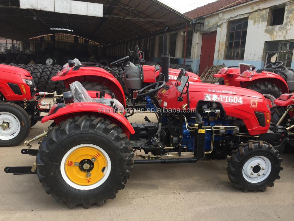 25HP 4WD Mini Tractor For africa Market With Cheap Price