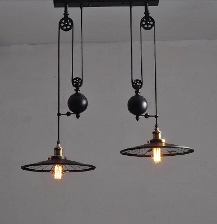 cuisine chute de mont e de cuisine poulie lumi res r tro. Black Bedroom Furniture Sets. Home Design Ideas