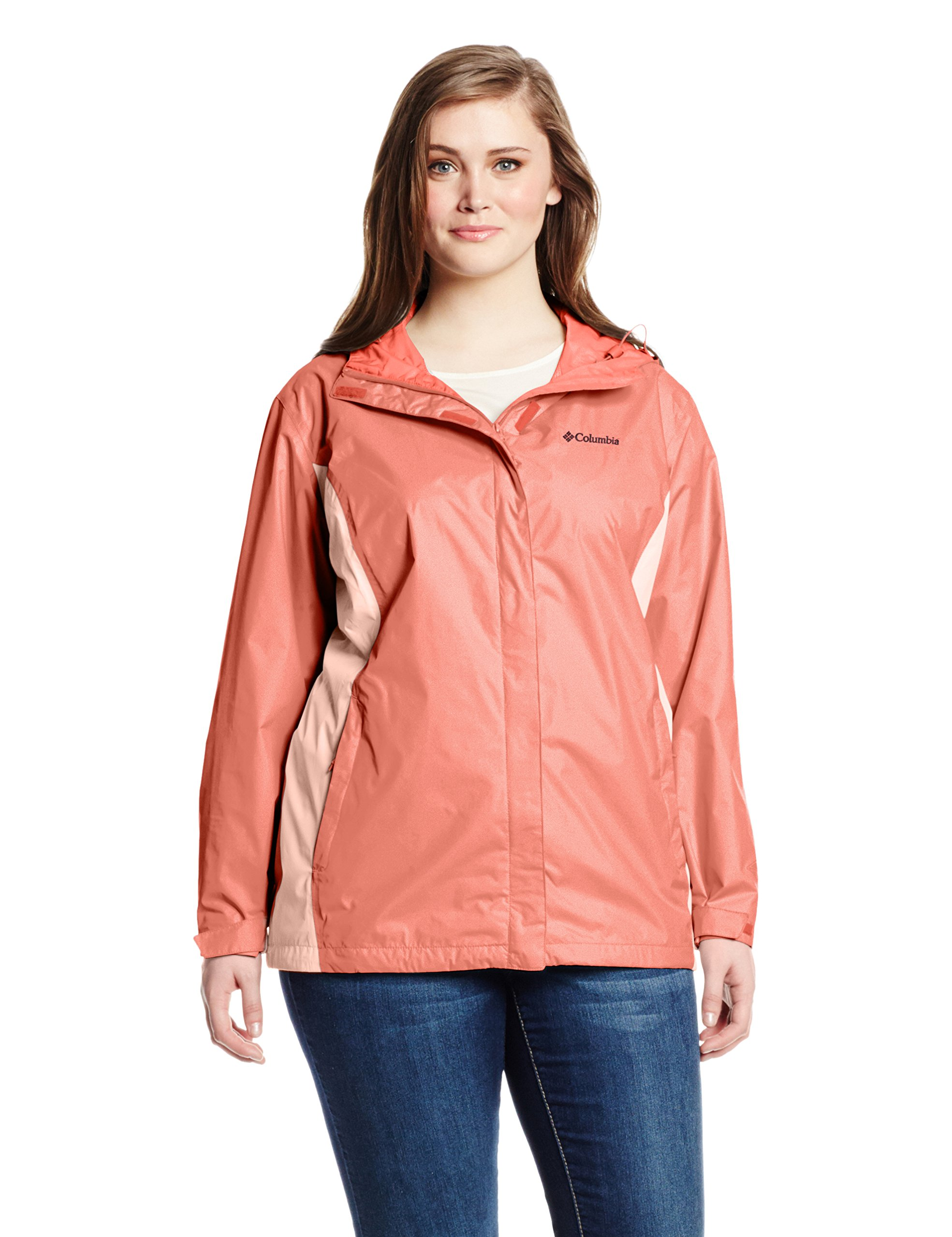 be407719e19 Get Quotations · Columbia Women s Plus-Size Big Arcadia II Jacket