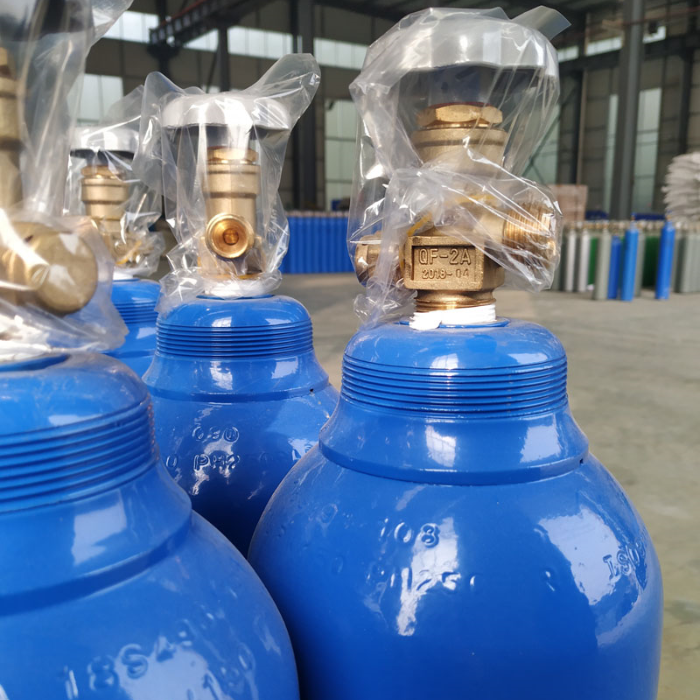 1m3 6.7l medical oxygen gas <strong>cylinder</strong> for Indonesia market with cheap price