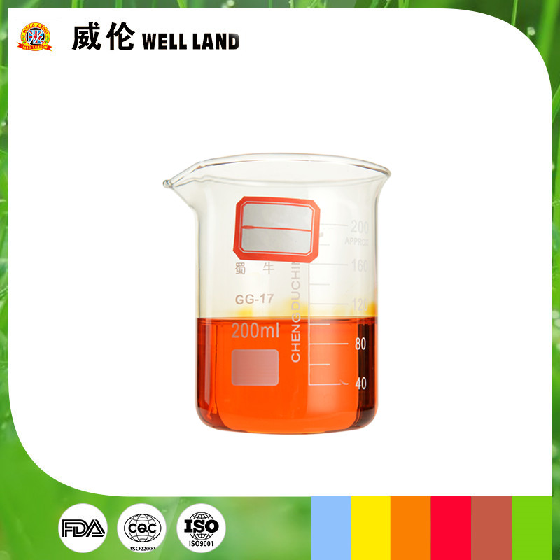 Safety Oil soluble orange yellow compound edible colors jam and confection