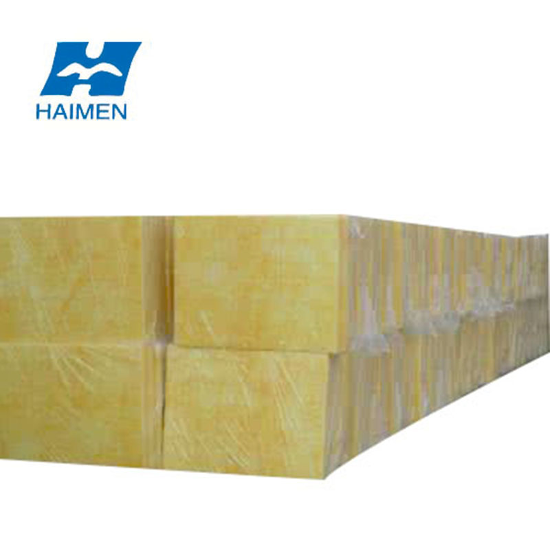 fiberglass acoustic ceiling panel partition wall insulation glasswool board