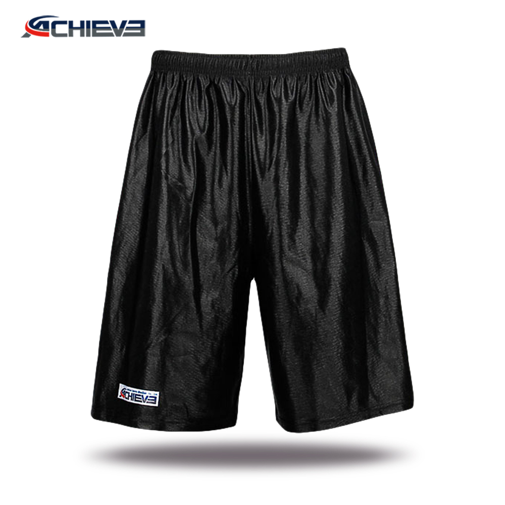 Custom basketball shorts polyester quick dry old school basketball shorts