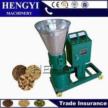 Hot sale KL-120 animal feed pellet rabbit food pellet making machine