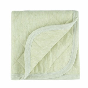 washable knitted baby muslin blanket air layer baby swaddle warp