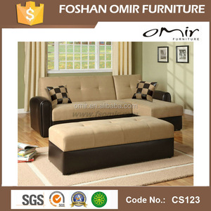 Best selling for promotion CS-123 cheap futon sofa bed for hotel home furniture in cebu