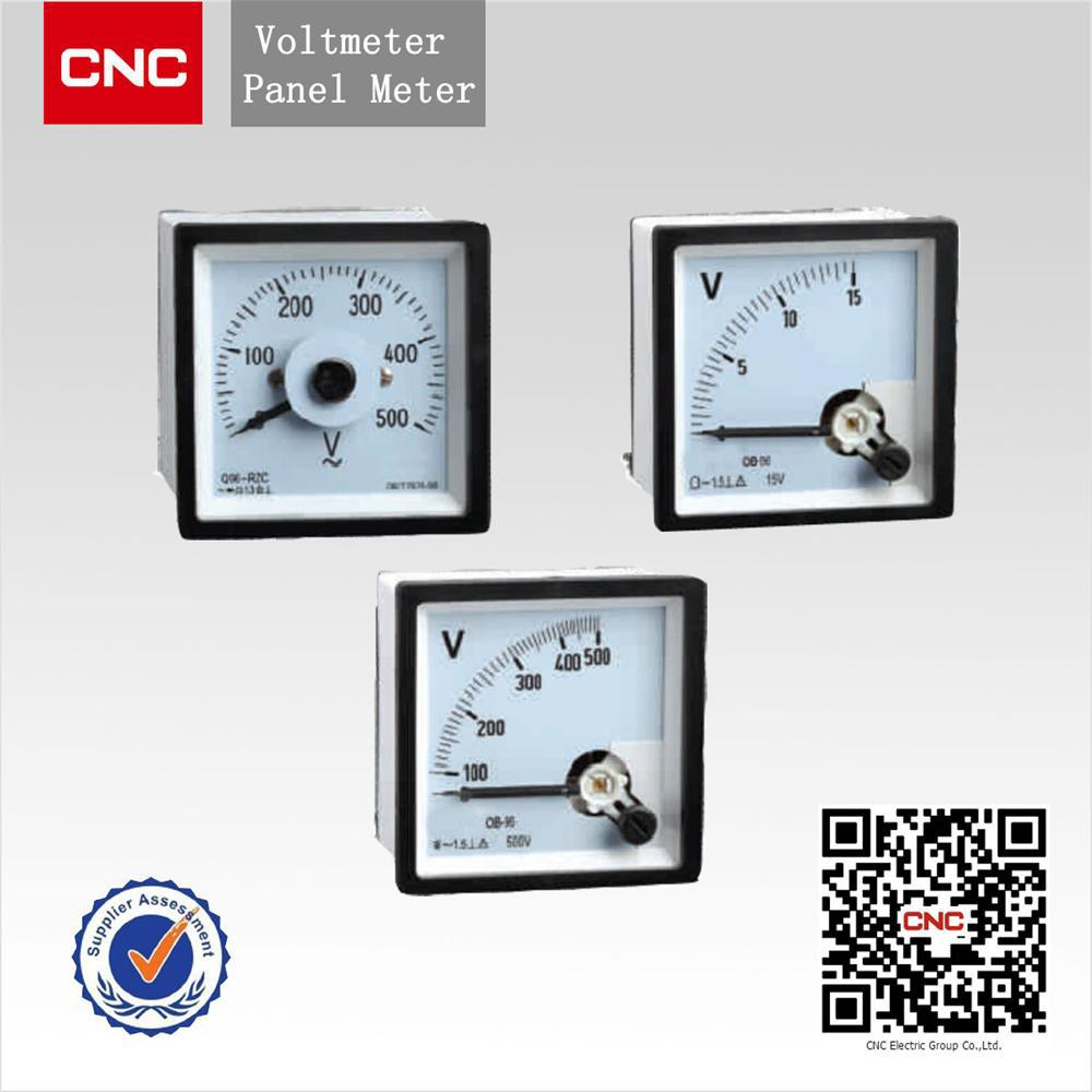 96 Type Panel Meter Digital Ac Voltmeter And Ammeter Buy The Accuracy Of This Schematic Is Limited Ammeter5 Frequency1 Kw2