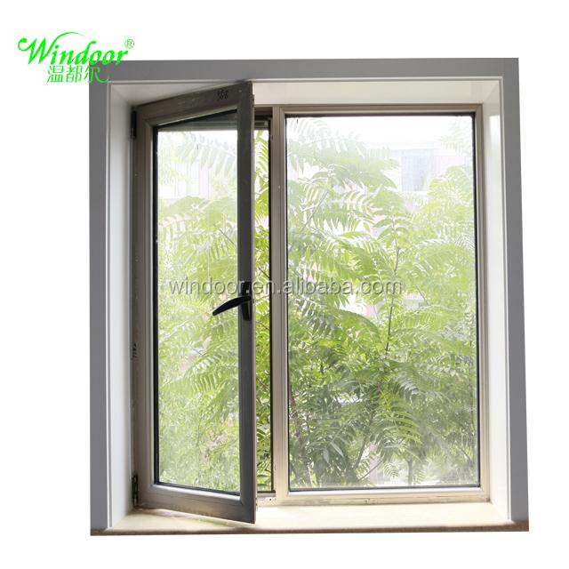 Plastic Upvc Tilt And Turn Windows For House New Design Home