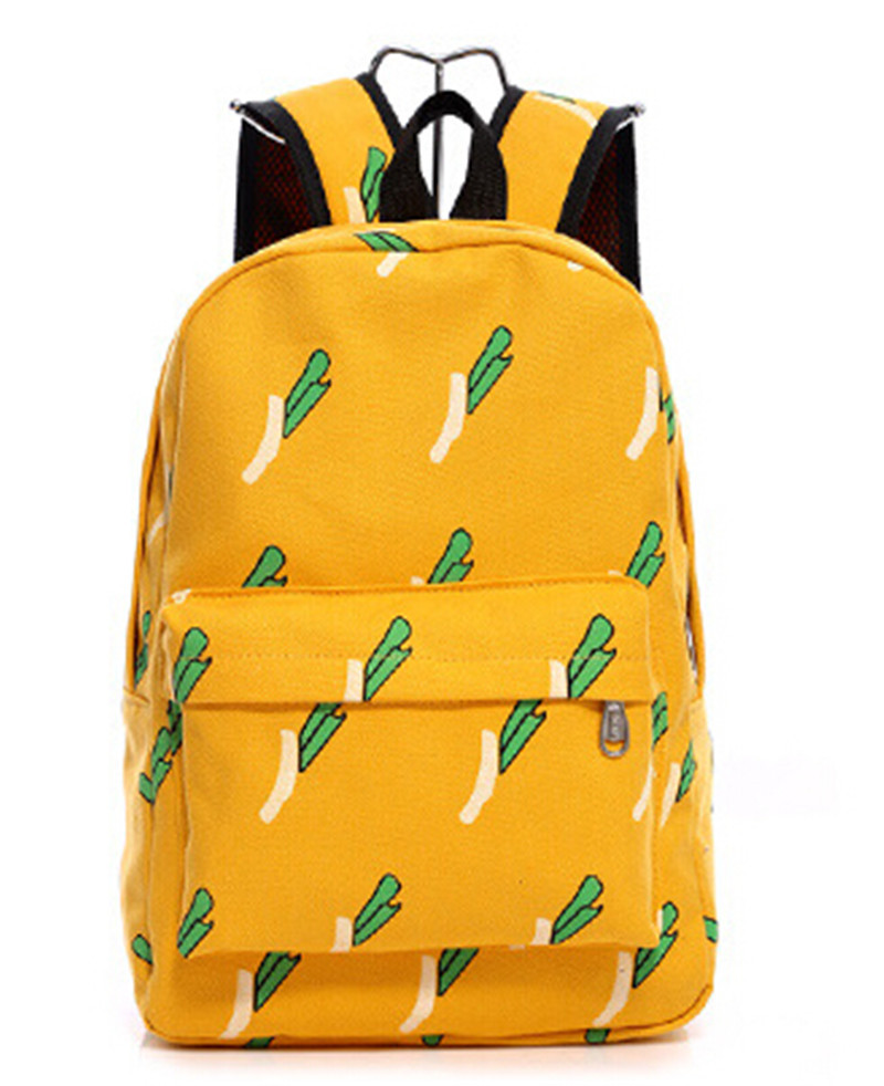 e883b2ebad40 Get Quotations · Mochila Solid Brief Fashionable Casual Canvas School  Backpack Female School Bags For Girls Backpack Cute Women