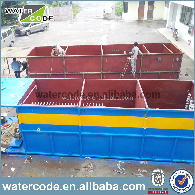 pvdf hollow fiber mbr membrane used wastewater treatment equipment for industrial wastewater treatment