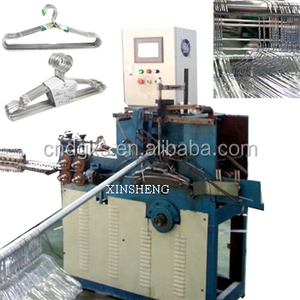 high quality wire Cloth hanger making machinery with best service bending machine