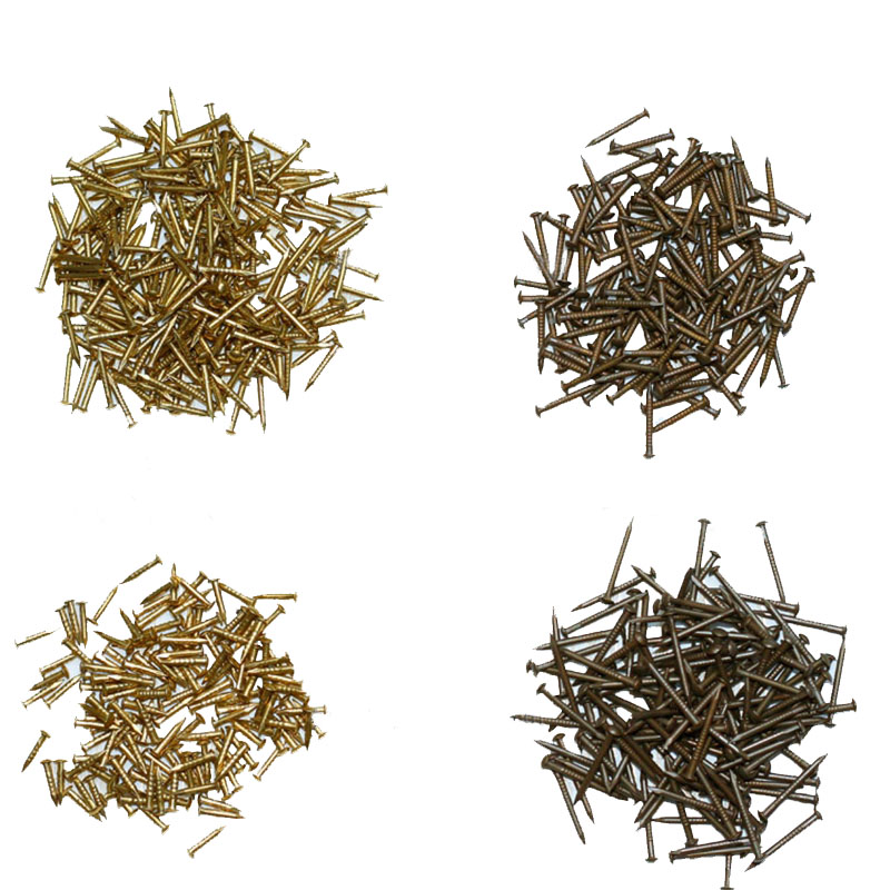1.2*10MM Brass <strong>Nails</strong> for Wooden Door BN-0162