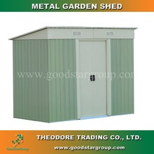 Flat Roof Storage Shed, Flat Roof Storage Shed Suppliers And Manufacturers  At Alibaba.com