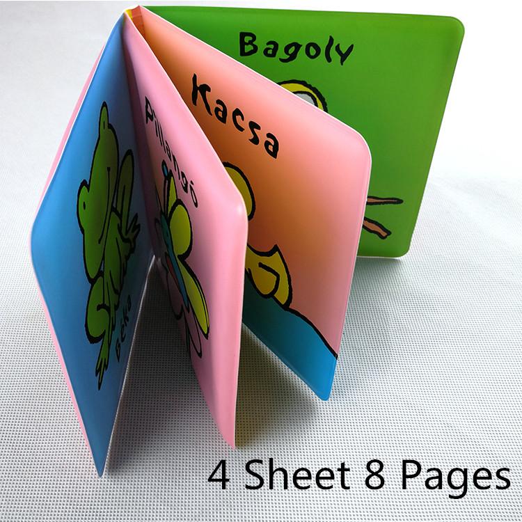 En 71 Soft PEVA Baby Bath Book