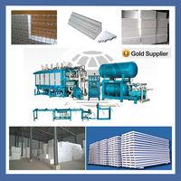 EPS foam machine EPS block molding machine of air cooling