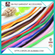 Colorful Durable Quality Handbag handle rope /paper bag rope handle