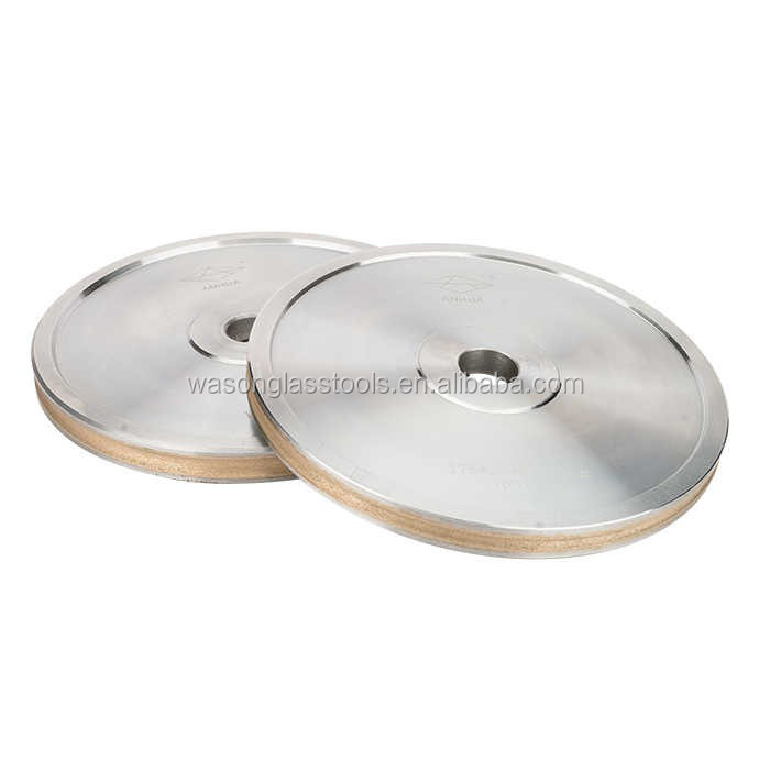 150mm Matel bond abrasive diamond grinding wheel for glass polishing machine