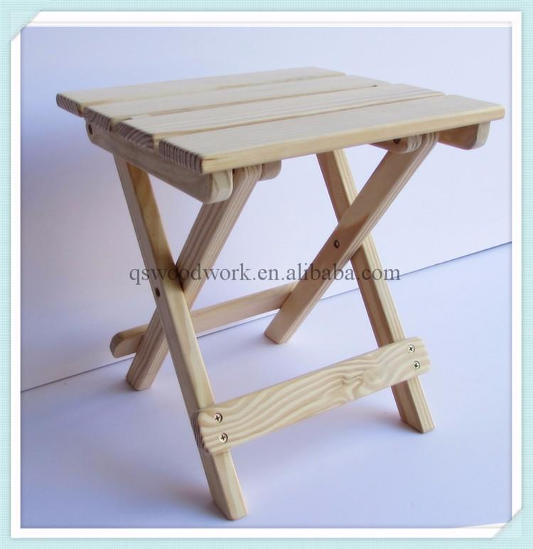 Mesas plegables y sillas de madera mesa plegable de - Mesa plegable con sillas dentro ...