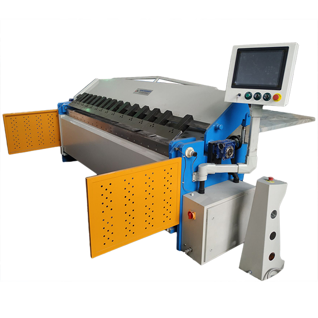 removable finger sheet metal press brake